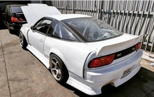 Image of 180SX Power Fenders Fronts(+50mm) REARS(+70mm)