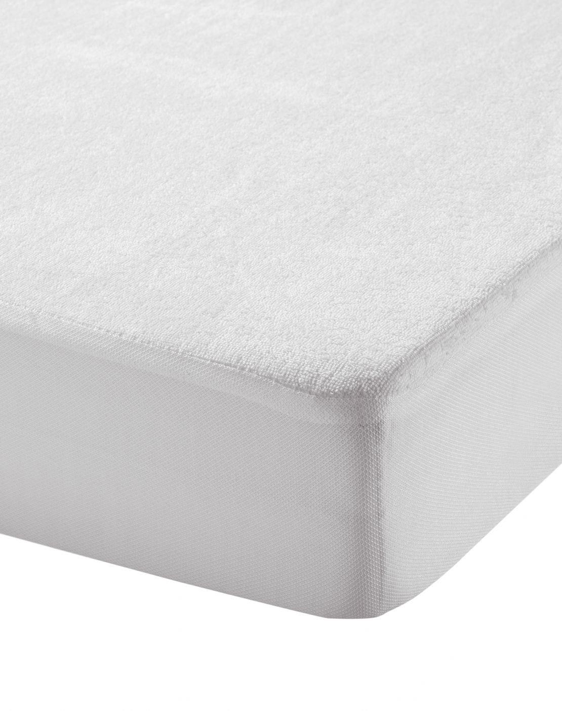 Image of Funda protectora para colchón capazo / minicuna / cuna (desde 12,95€)