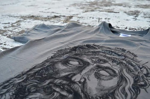 "Image of ""3rd Eye Blind"" Charcoal Grey T-Shirt"