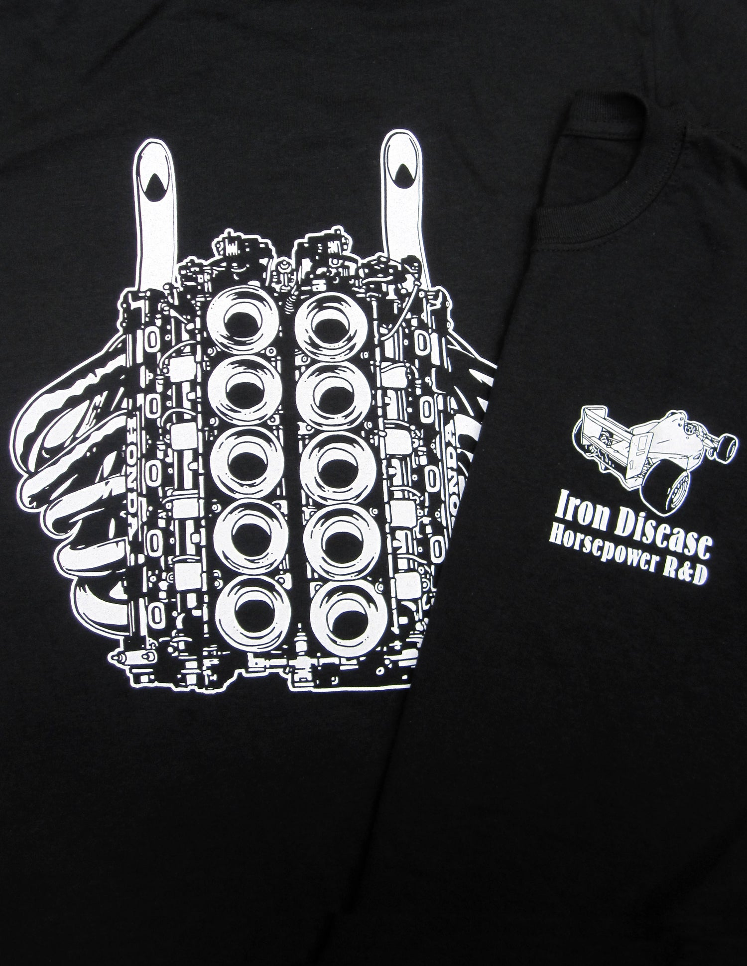 Image of Horse power t-shirt