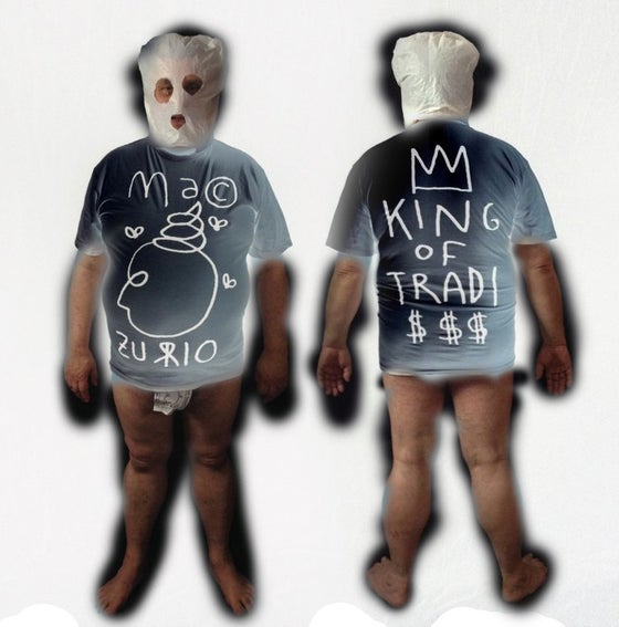 Image of KING OF TRADI ( BLACK )