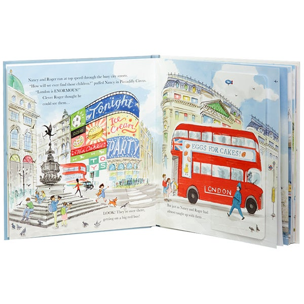 'No, Nancy, No!' A London Adventure book by Alice Tait - Alice Tait Shop