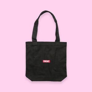 Image of Hill Tote Bag - Black