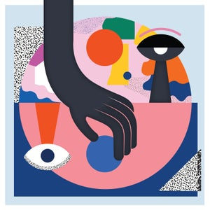 Image of Populous - Azulejos CD