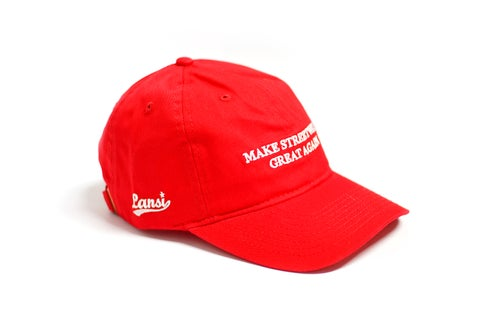 "Image of LANSI ""Greatness"" Baseball Cap"