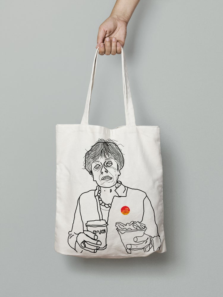 Image of Not Now Theresa - Limited Edition Tote Bag