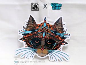 KOOZ - King of Cats Sticker (5-Pack Combo)