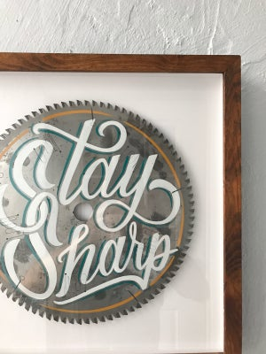 Image of Stay Sharp
