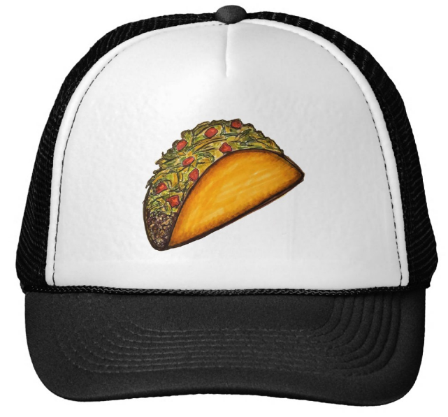 Image of Taco Trucker Hat