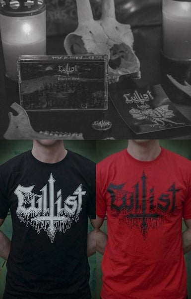 Image of Cultist Shirt + Pillars of Flesh Tape