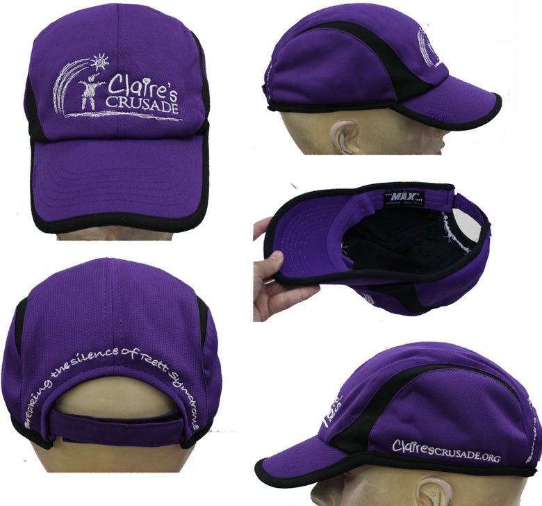 "Image of Claire's Crusade ""Seventeen"" Hat"