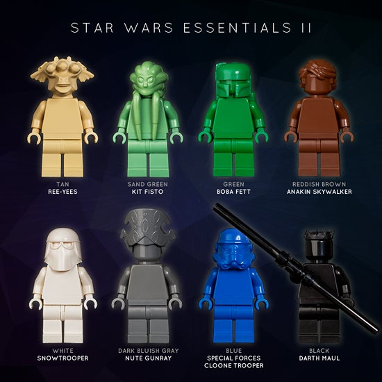Image of STAR WARS ESSENTIALS II