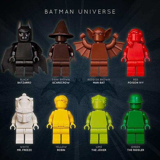Image of BATMAN UNIVERSE