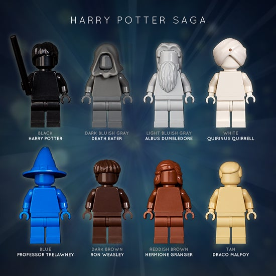 Image of HARRY POTTER SAGA