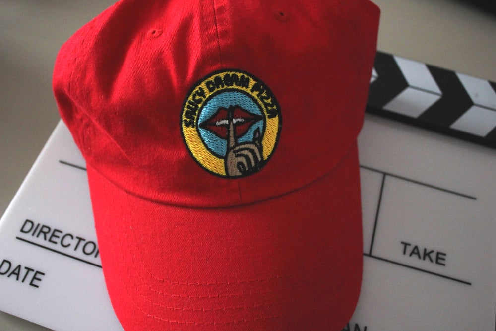 Image of Saucy Dream Pizza hat