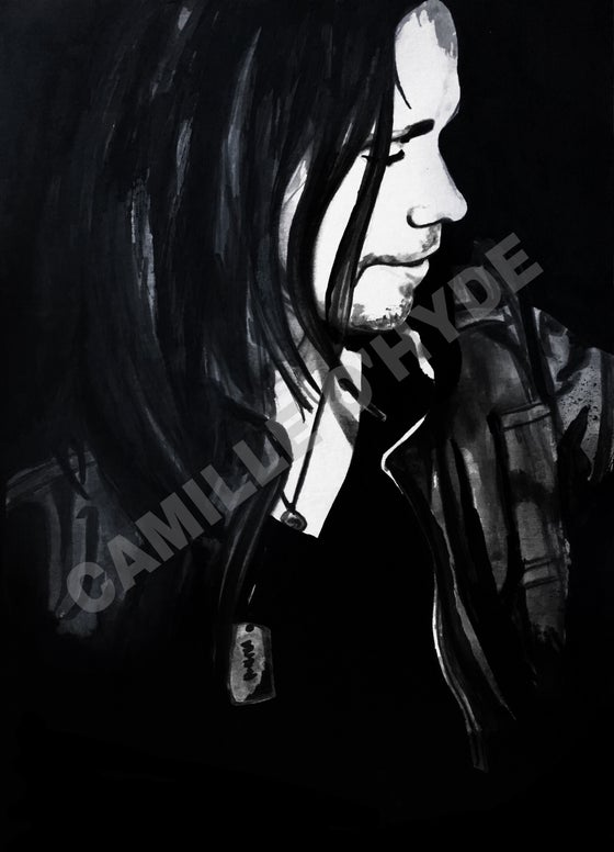 Image of MYLES KENNEDY B&W