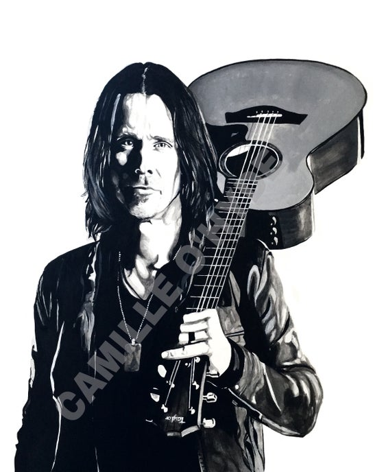 Image of MYLES KENNEDY PORTRAIT