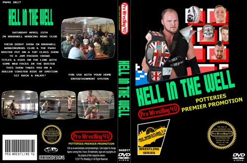 Image of PW4U Hell In The Well DVD