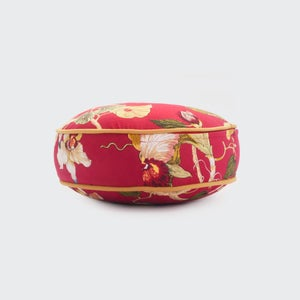 Image of Small Meditation Cushion – patterned
