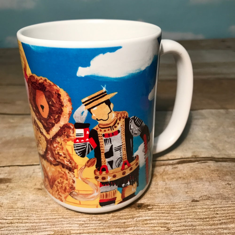 Image of Easin' (Mug)