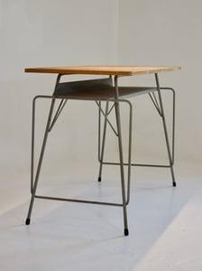Image of Large Desk by Willy Van Der Meeren