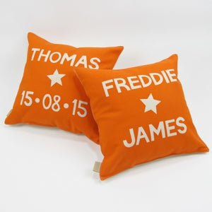 Image of Personalised Name Cushion