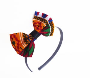 Image of African Print Headband