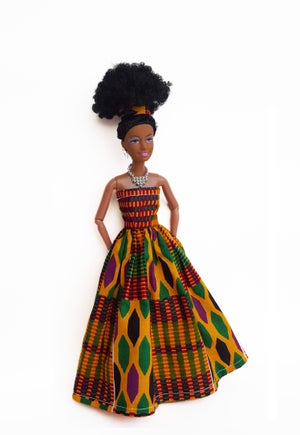 Image of Extra Outfit Princess Dress