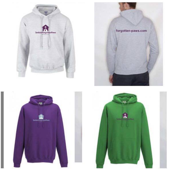 Image of SFP Hoodies