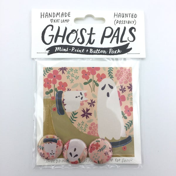 Image of Ghost Pals- Shredding at Grandma's
