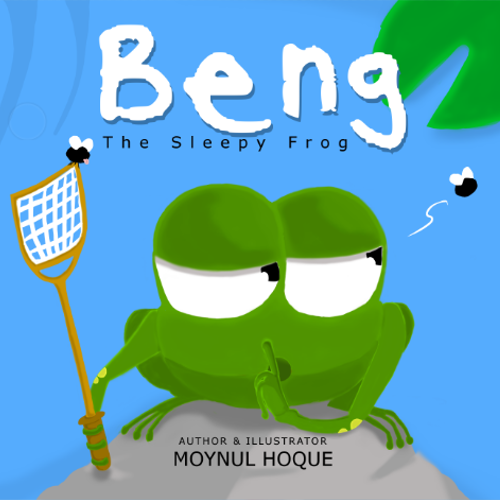 Image of Beng - The Sleepy Frog (LE)