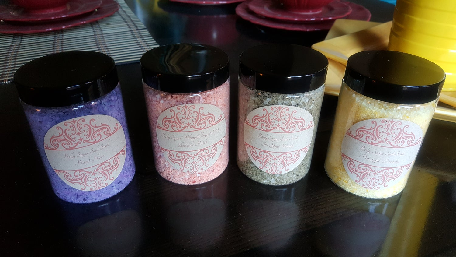 Image of Bath Salt Soak Bundle