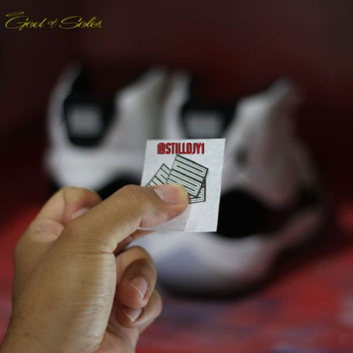 Image of Air Jordan XI 23 fix