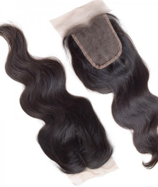 Image of Brazilian Loose Wave Lace Closure