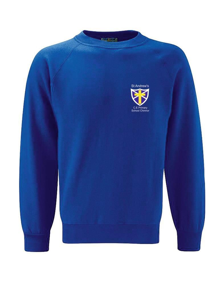 Image of St Andrews CE Sweatshirt