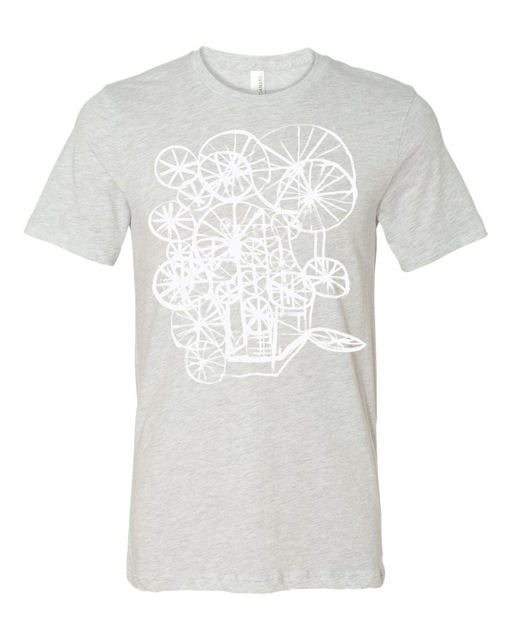 Image of Wheel of Life, T-Shirt, 2017