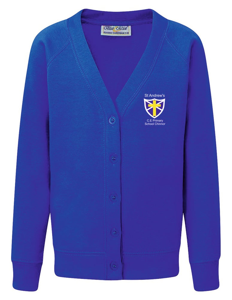 Image of St Andrews CE Cardigan
