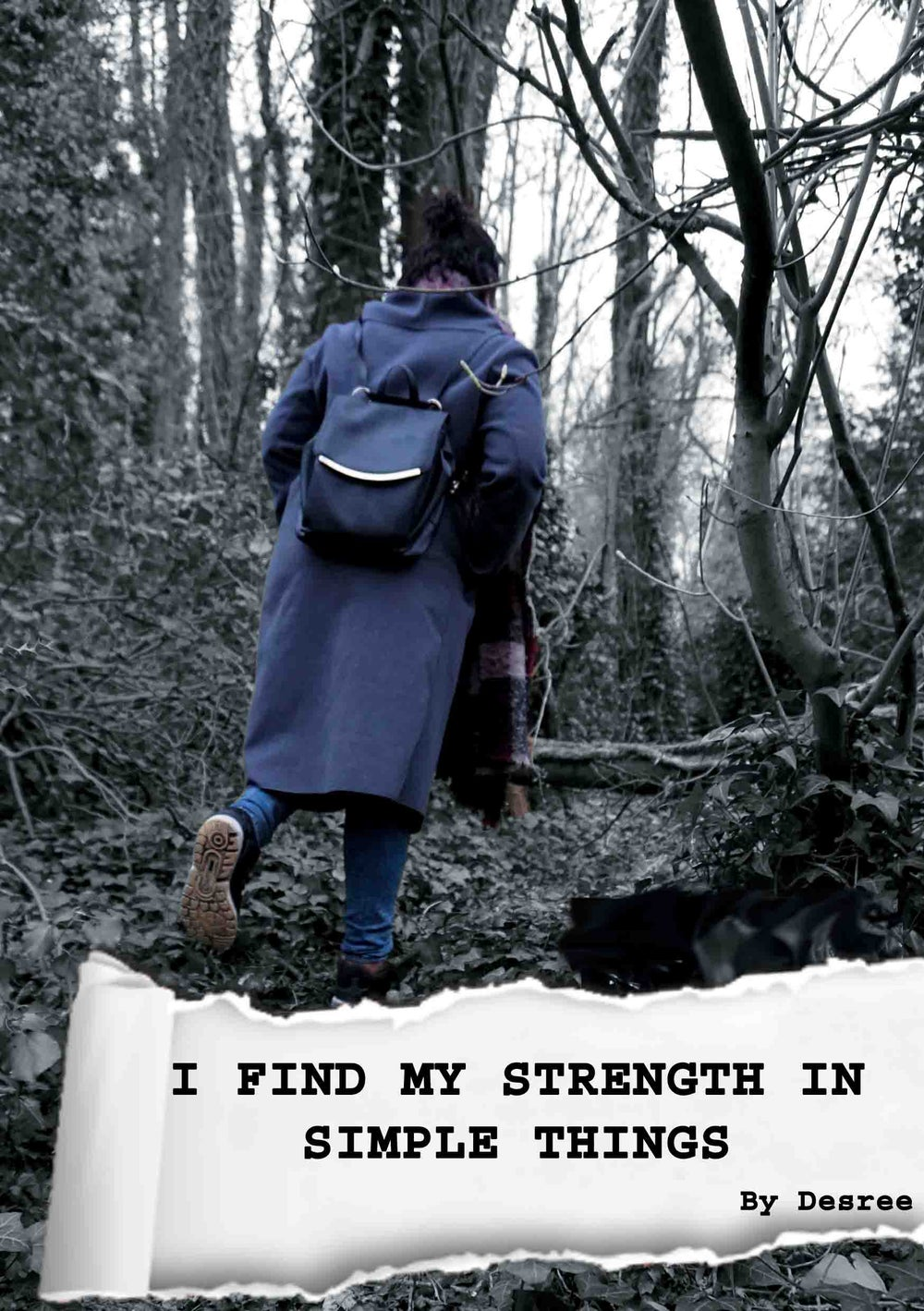 Image of I Find My Strength In Simple Things