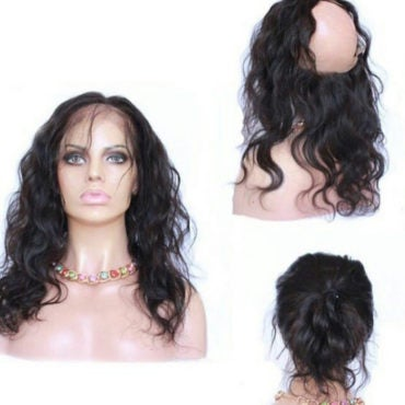 Image of Lace frontals & 360 Frontals