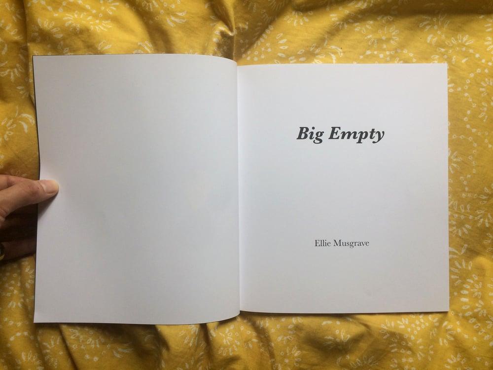 Image of Big Empty