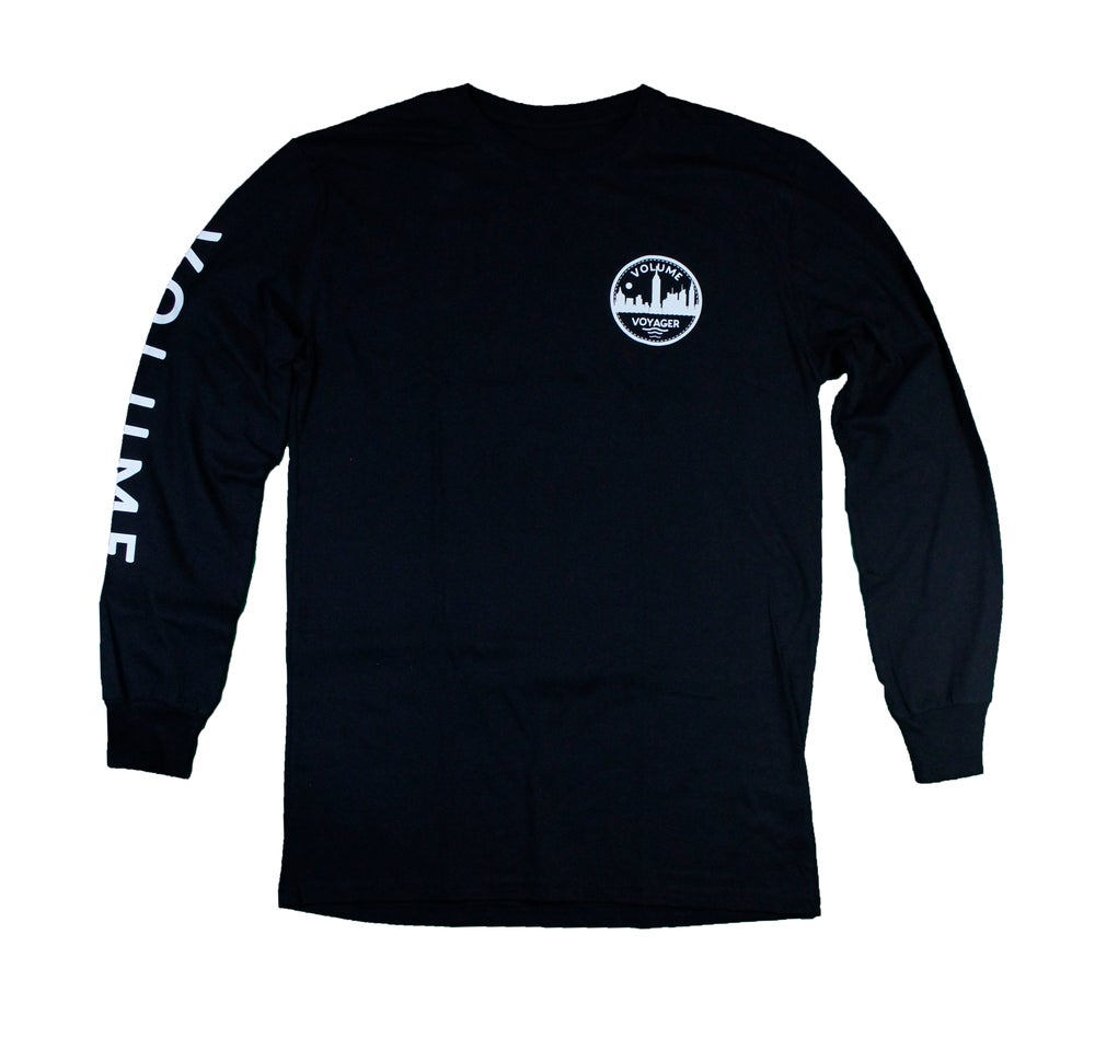 Image of Volume Voyager Billy Perry Signature Long Sleeve Tee