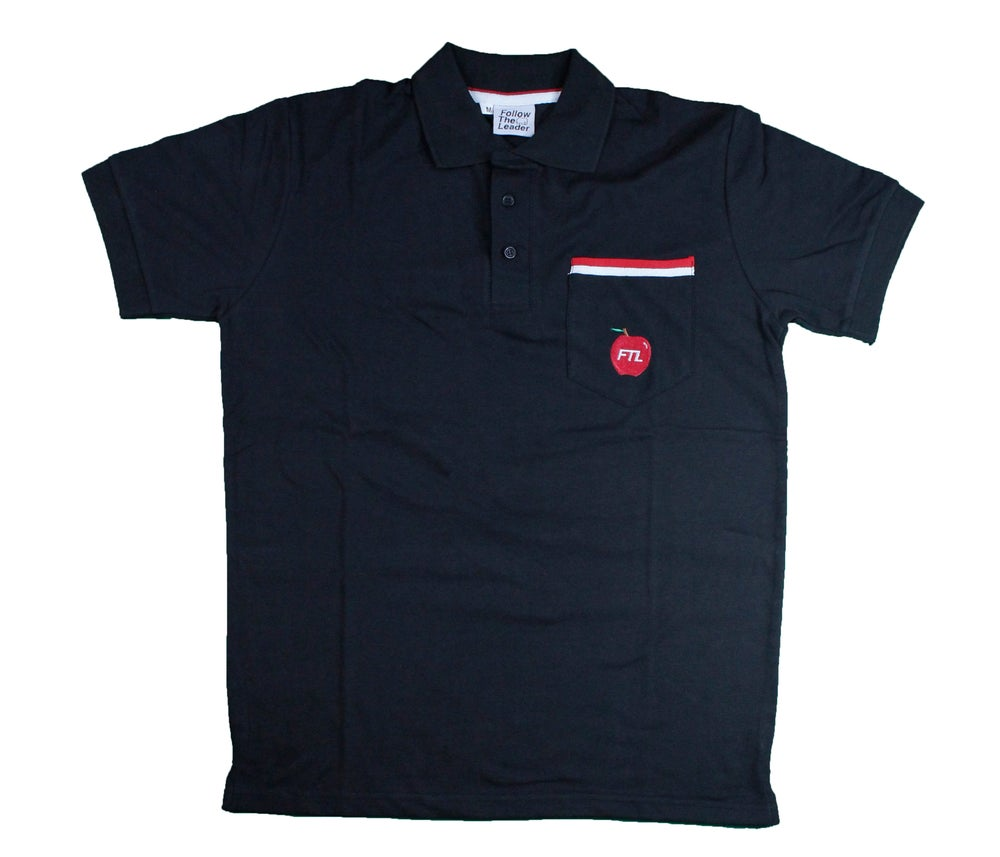 Image of Big Apple Short Sleeve Polo