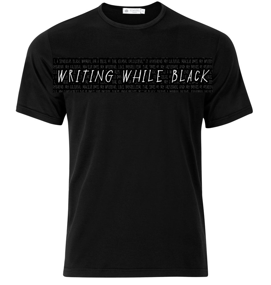 Image of Writing While Black Tee