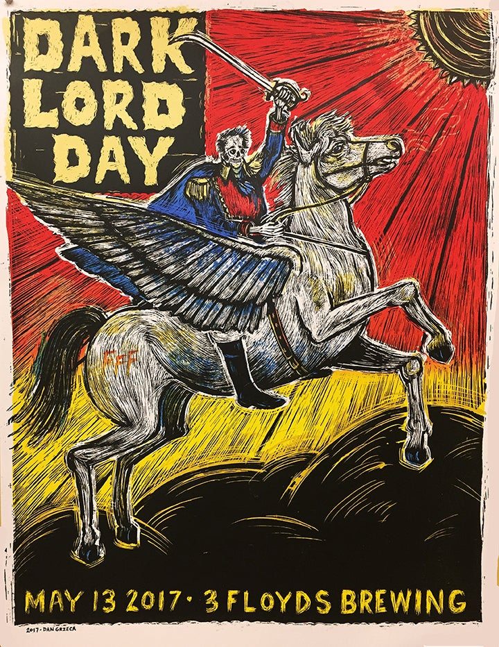 Image of Dark Lord Day 2017