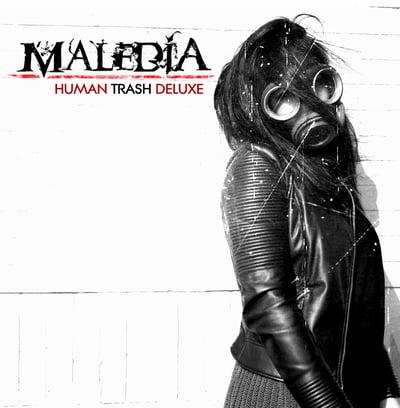 Image of Maledia - Human Trash Deluxe