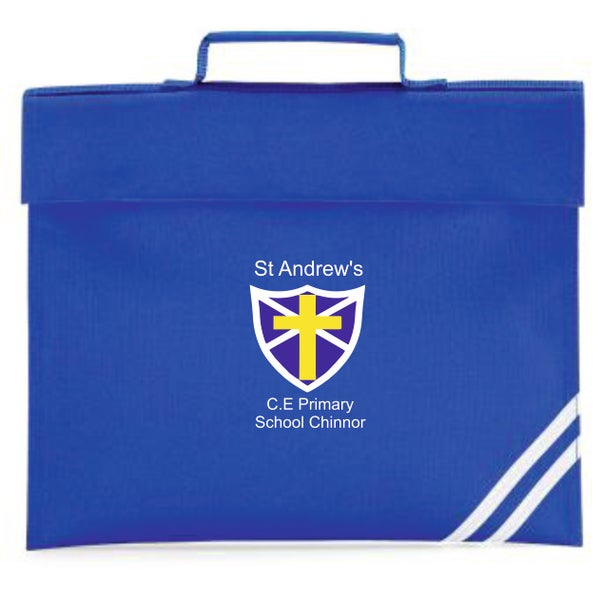 Image of St Andrews CE Book Bag