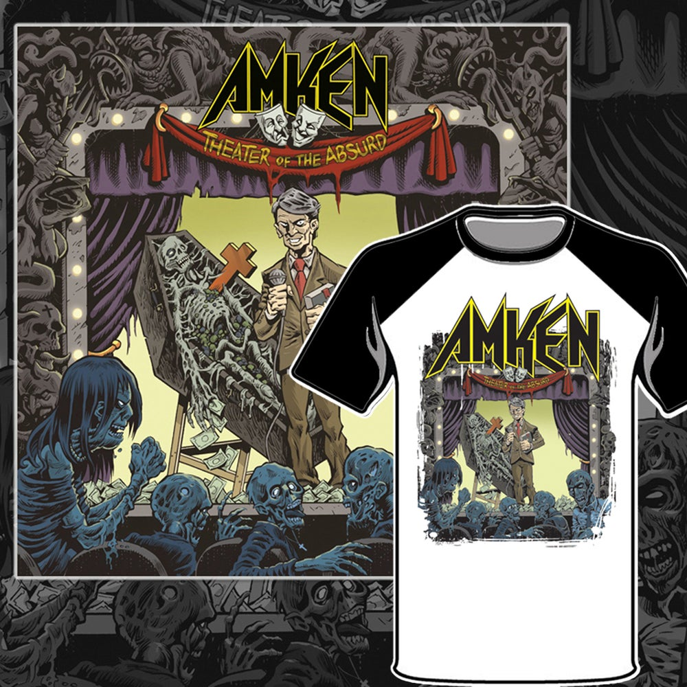"Image of AMKEN ""THEATER OF THE ABSURD"" BUNDLE #1"