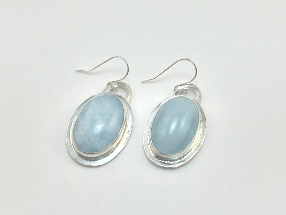 gemstone bold earrings product blue buy ocean adiva stone