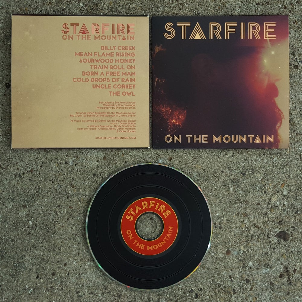 Image of Starfire On The Mountain CD