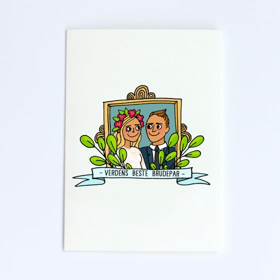 Image of Wedding Card 3